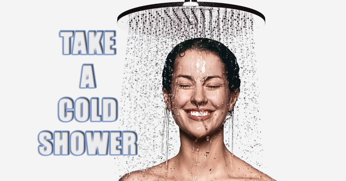 Cold Shower Improve Metabolism & Increase endorphin