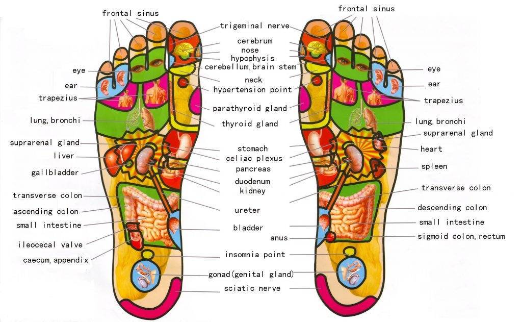 5 Benefits of Foot Massage & Reflexology