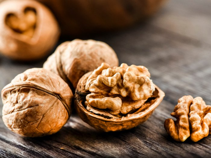 The Bottom Line of Walnuts