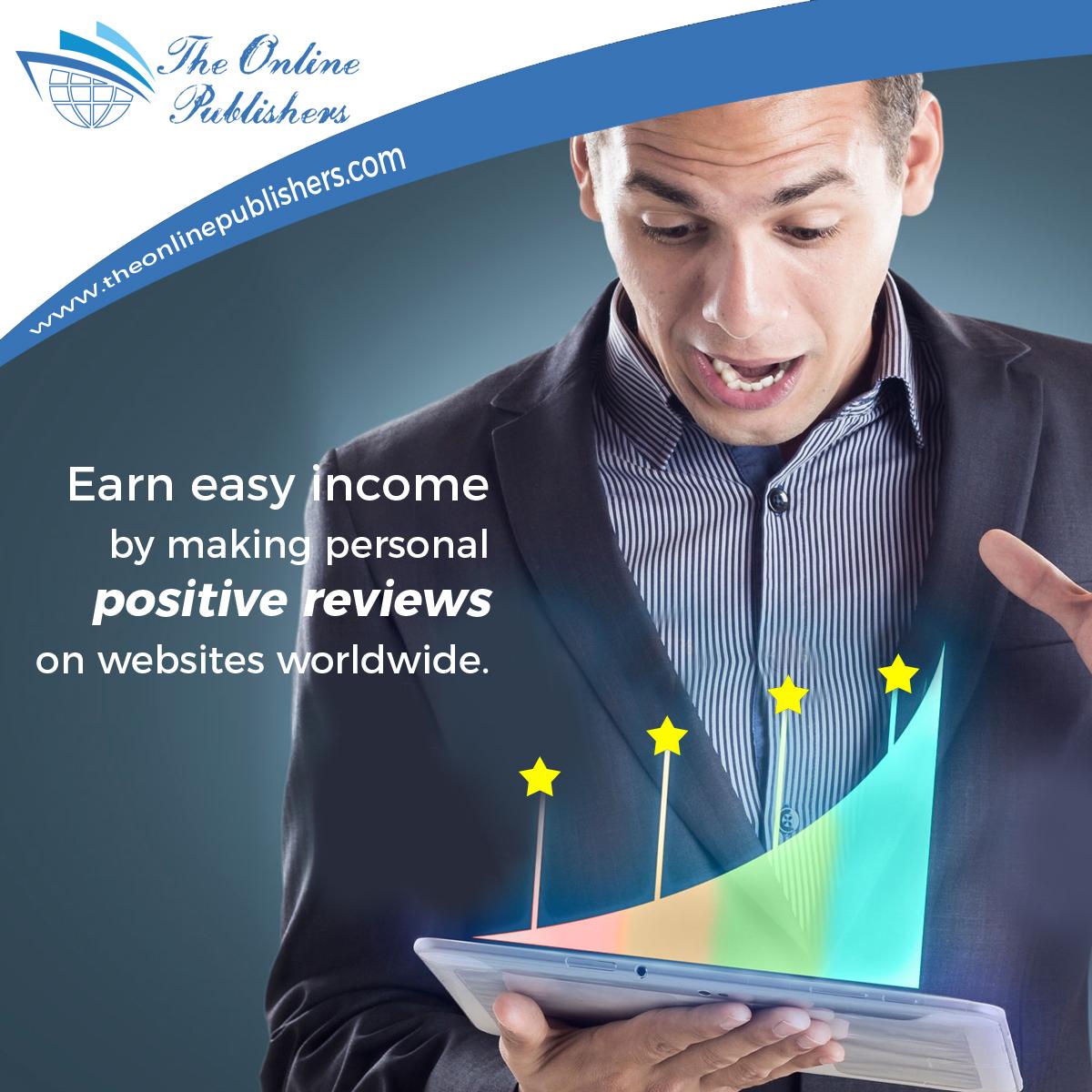 Make Money Online as a Reviewer