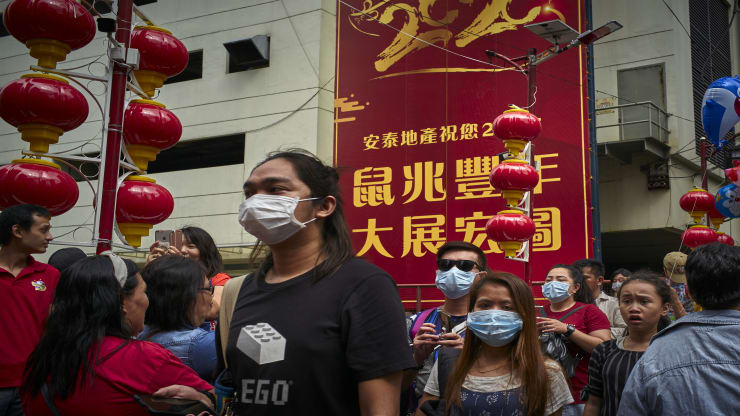 Philippines suspends visa upon arrival for Chinese nationals amid coronavirus concerns