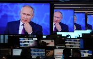 Putin reveals he had the Sputnik Covid shot as Russia struggles with its vaccine uptake